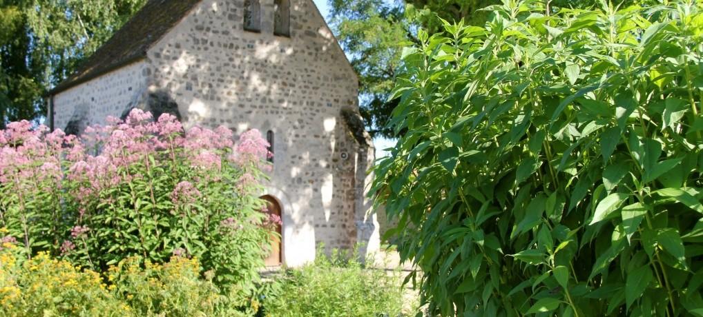 Jardin des simples e1431167001776 - 10 plantes aromatiques dites les simples à cultiver chez vous